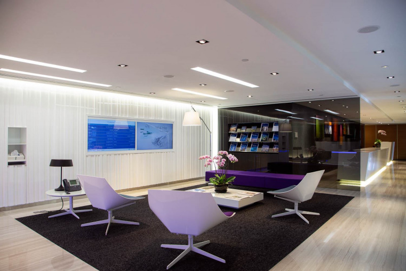 office interior photography Hong Kong law firm