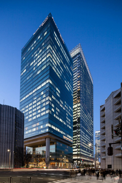 Architectural photography tokyo