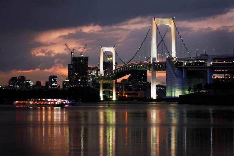 Architectural photo Tokyo