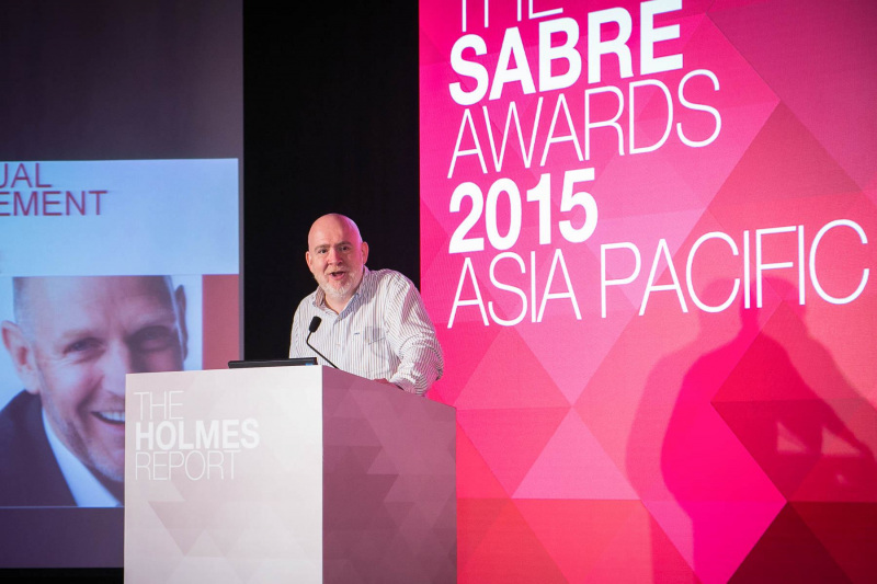 award ceremony Hong Kong