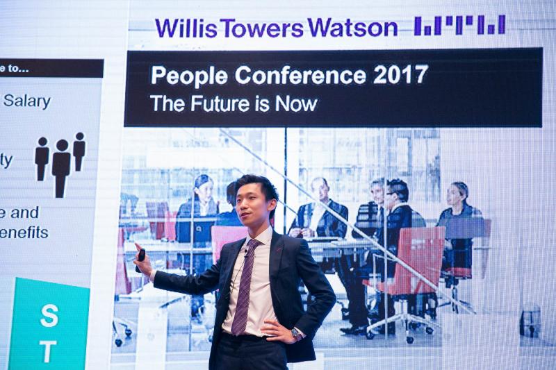 WTW conference Hong Kong