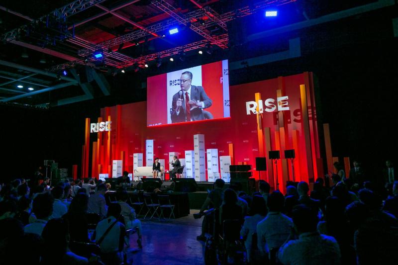 Rise conference Hong Kong