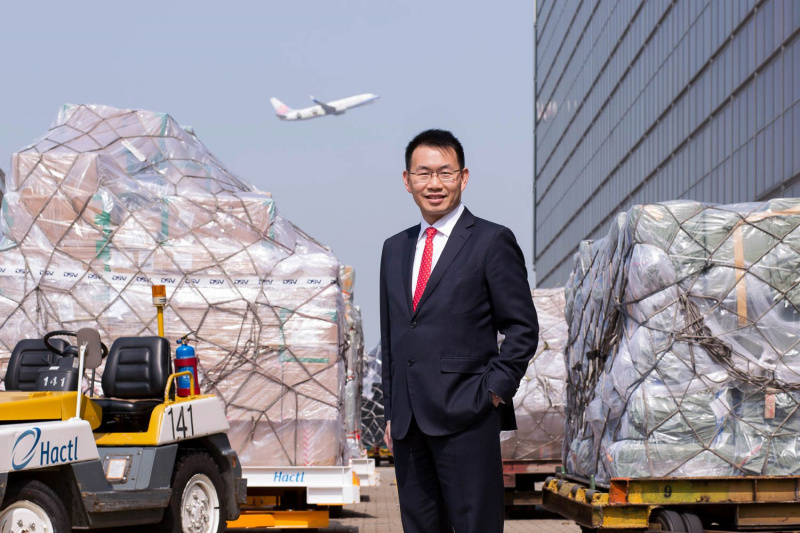 CEO Portrait Hong Kong