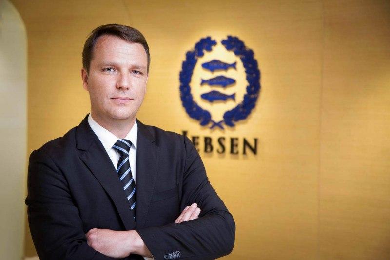 Executive Portrait Hong Kong Jebsen