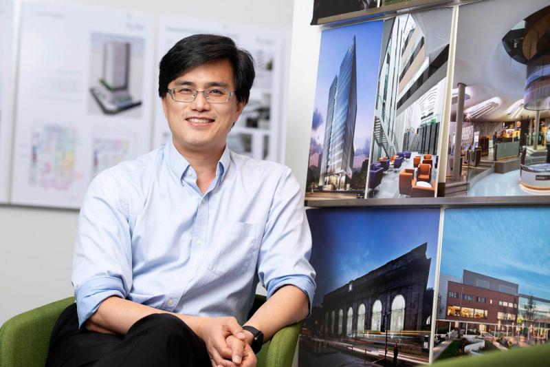 architect Portrait Hong Kong