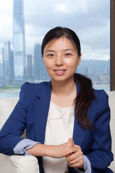 office portrait Hong Kong