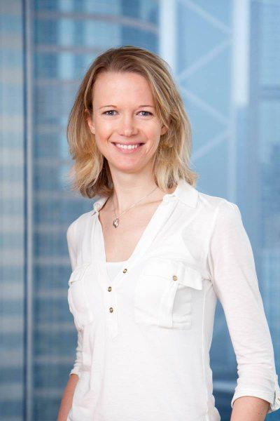 office portrait IFC Hong Kong