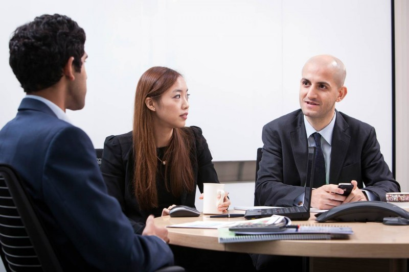 people at work in a law firm Hong Kong