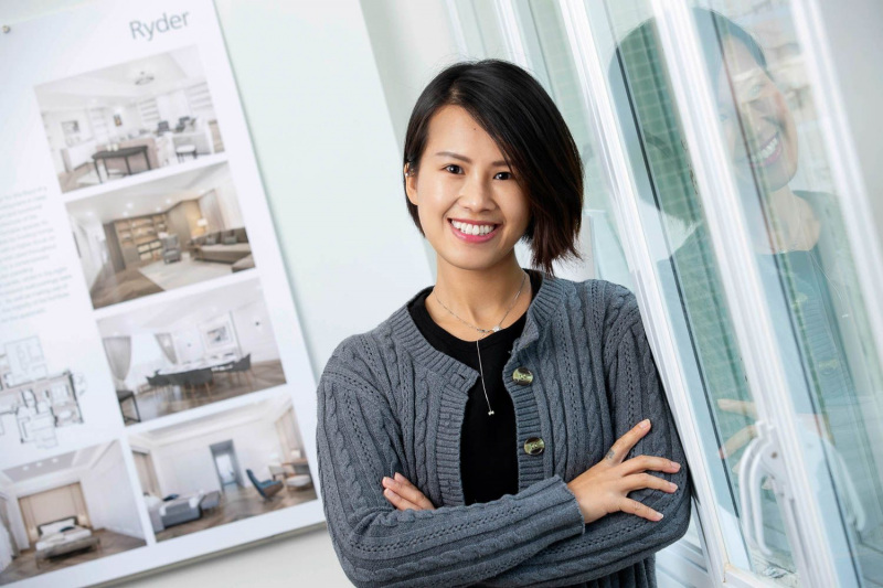 people at work architectural firm Hong Kong