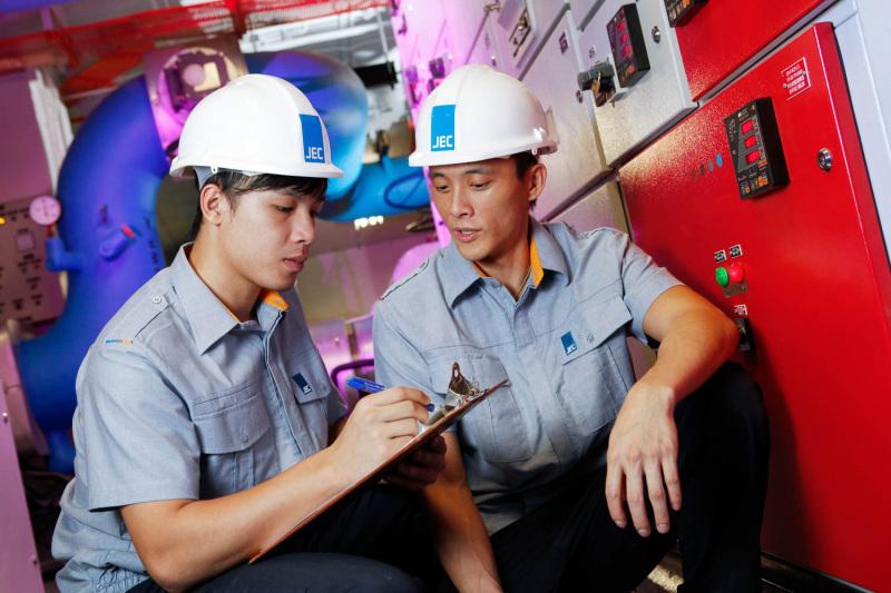 People at Work engineering Hong Kong