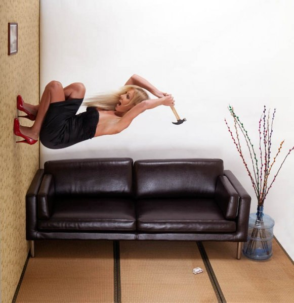 model studio photography
