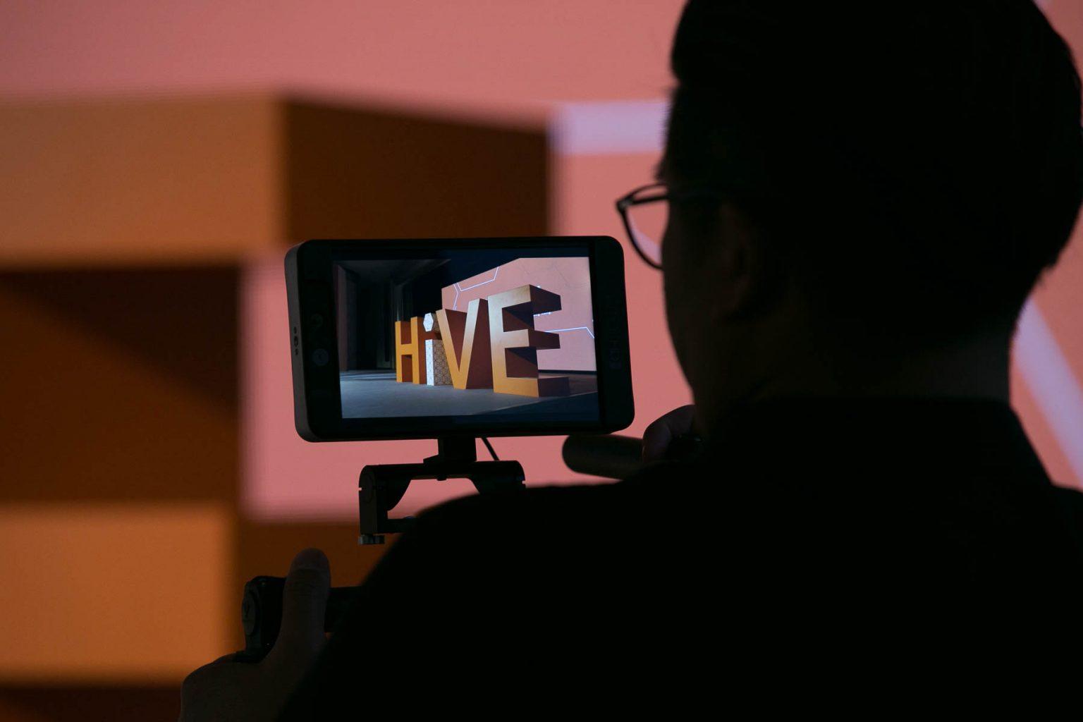 videographer at Hive Conference Hong Kong