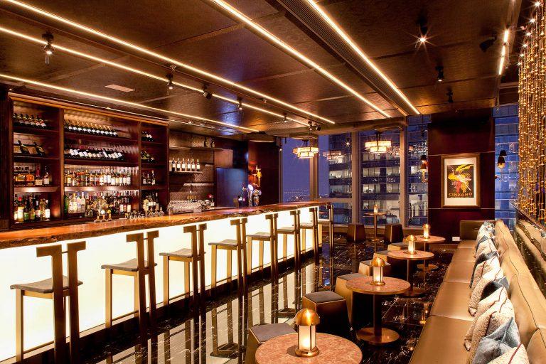 Mamoz restaurant in Hong Kong